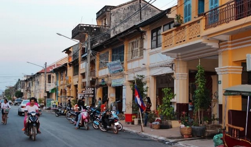 Kampot is the latest haven for Chinese Gambling in Cambodia