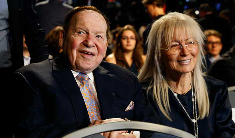 Adelson Casino Lobby Behind DOJ's Reversal on Wire Act Opinion