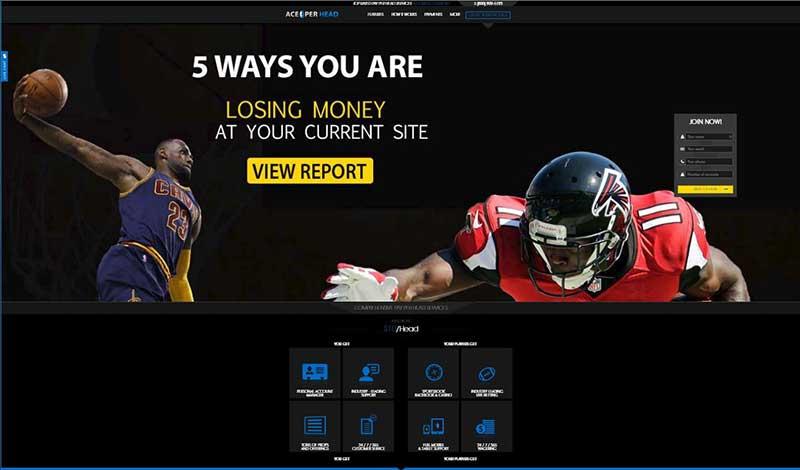 AcePerHead.com Bookie Pay Per Head Review