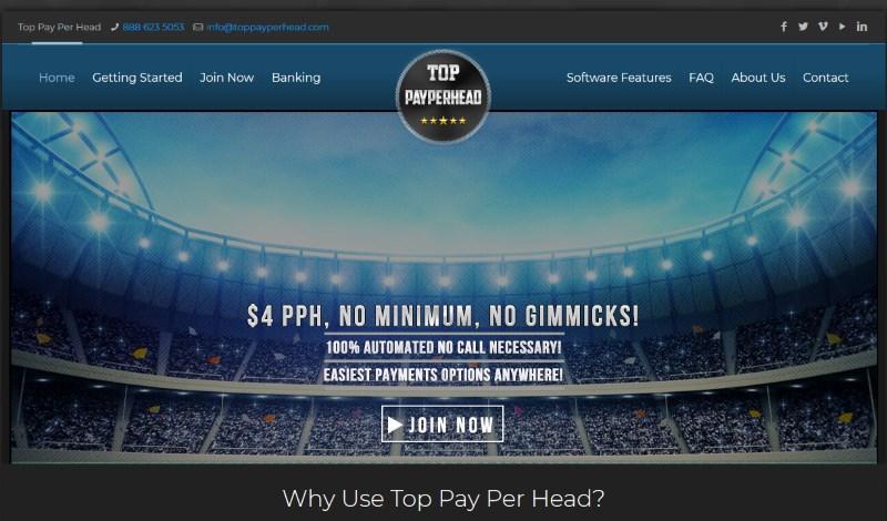 TopPayPerHead.com PPH Review