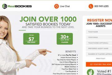 RealBookies.com Pay Per Head Review