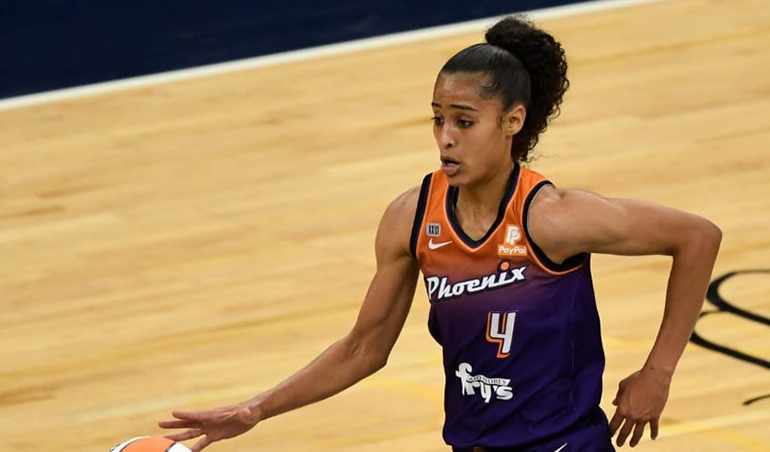 Phoenix Mercury Signs Sports Betting Deal with Bally's
